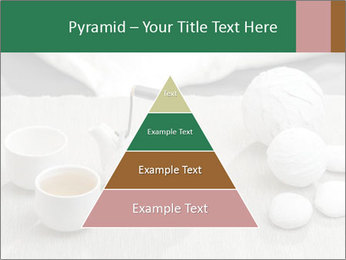 White Ceramic Tea Set PowerPoint Template - Slide 30