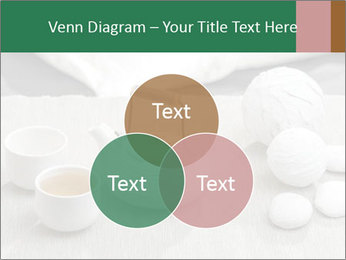 White Ceramic Tea Set PowerPoint Template - Slide 33