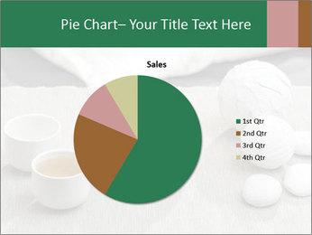 White Ceramic Tea Set PowerPoint Template - Slide 36