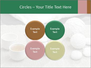 White Ceramic Tea Set PowerPoint Template - Slide 38