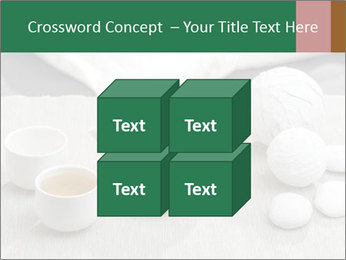 White Ceramic Tea Set PowerPoint Template - Slide 39