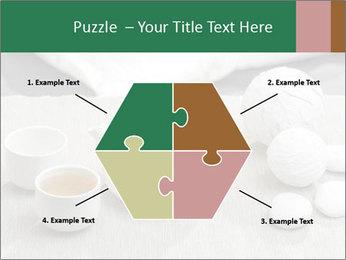 White Ceramic Tea Set PowerPoint Template - Slide 40