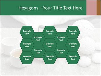 White Ceramic Tea Set PowerPoint Template - Slide 44