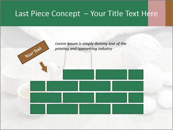 White Ceramic Tea Set PowerPoint Template - Slide 46