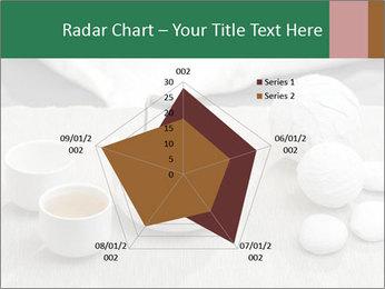 White Ceramic Tea Set PowerPoint Template - Slide 51