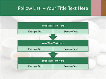 White Ceramic Tea Set PowerPoint Template - Slide 60