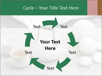 White Ceramic Tea Set PowerPoint Template - Slide 62