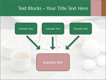 White Ceramic Tea Set PowerPoint Template - Slide 70