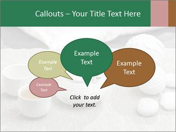White Ceramic Tea Set PowerPoint Template - Slide 73