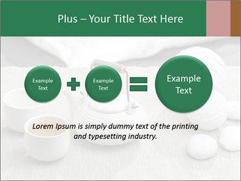 White Ceramic Tea Set PowerPoint Template - Slide 75