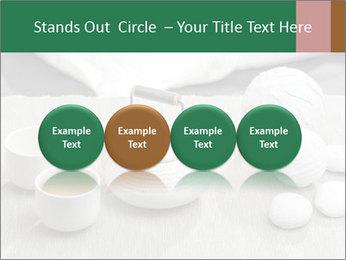White Ceramic Tea Set PowerPoint Template - Slide 76