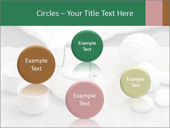 White Ceramic Tea Set PowerPoint Template - Slide 77