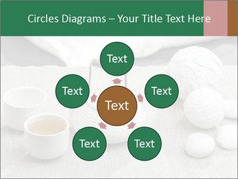 White Ceramic Tea Set PowerPoint Template - Slide 78