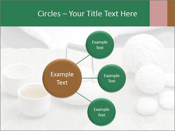 White Ceramic Tea Set PowerPoint Template - Slide 79