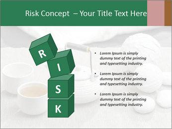 White Ceramic Tea Set PowerPoint Template - Slide 81