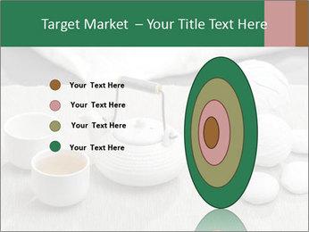 White Ceramic Tea Set PowerPoint Template - Slide 84