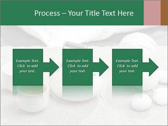 White Ceramic Tea Set PowerPoint Template - Slide 88