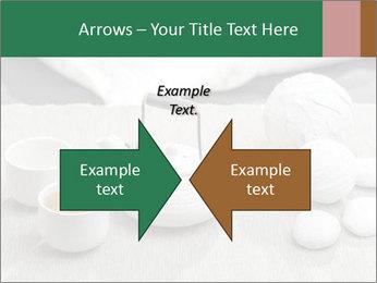 White Ceramic Tea Set PowerPoint Template - Slide 90