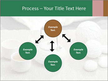 White Ceramic Tea Set PowerPoint Template - Slide 91