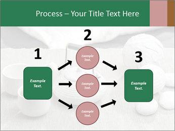 White Ceramic Tea Set PowerPoint Template - Slide 92