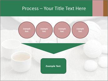 White Ceramic Tea Set PowerPoint Template - Slide 93