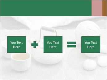 White Ceramic Tea Set PowerPoint Template - Slide 95