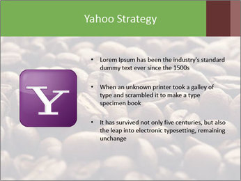 Natural Coffee Beans PowerPoint Templates - Slide 11