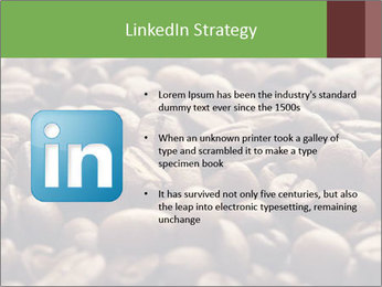 Natural Coffee Beans PowerPoint Templates - Slide 12