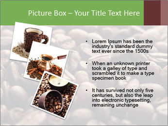 Natural Coffee Beans PowerPoint Template - Slide 17