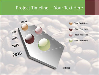 Natural Coffee Beans PowerPoint Template - Slide 26