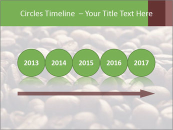 Natural Coffee Beans PowerPoint Template - Slide 29