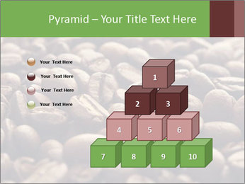 Natural Coffee Beans PowerPoint Templates - Slide 31