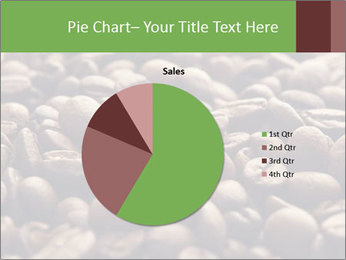 Natural Coffee Beans PowerPoint Template - Slide 36