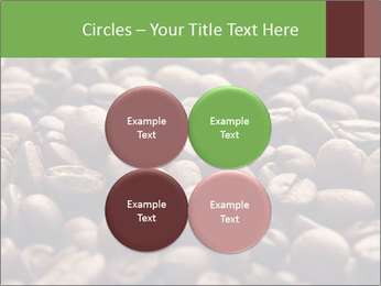 Natural Coffee Beans PowerPoint Template - Slide 38