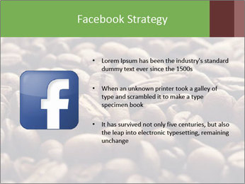 Natural Coffee Beans PowerPoint Template - Slide 6