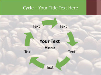 Natural Coffee Beans PowerPoint Templates - Slide 62