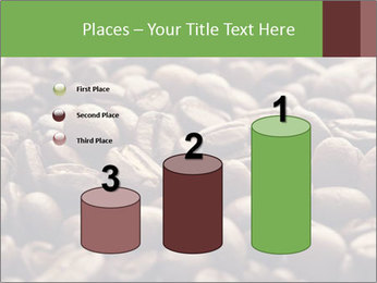 Natural Coffee Beans PowerPoint Template - Slide 65