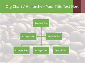 Natural Coffee Beans PowerPoint Template - Slide 66