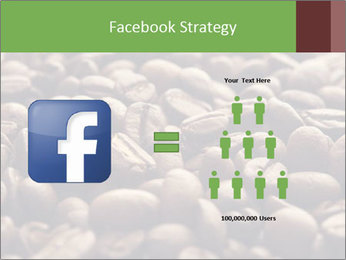 Natural Coffee Beans PowerPoint Template - Slide 7