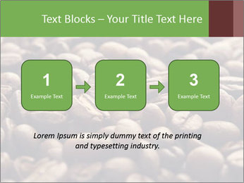 Natural Coffee Beans PowerPoint Template - Slide 71