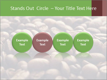 Natural Coffee Beans PowerPoint Template - Slide 76