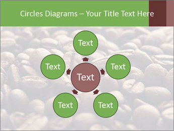 Natural Coffee Beans PowerPoint Templates - Slide 78
