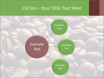 Natural Coffee Beans PowerPoint Template - Slide 79
