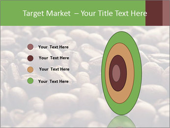 Natural Coffee Beans PowerPoint Template - Slide 84