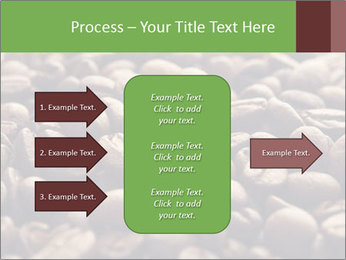 Natural Coffee Beans PowerPoint Template - Slide 85