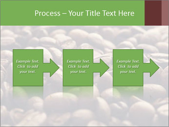 Natural Coffee Beans PowerPoint Template - Slide 88