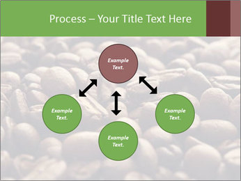Natural Coffee Beans PowerPoint Template - Slide 91