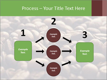 Natural Coffee Beans PowerPoint Template - Slide 92