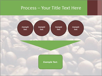 Natural Coffee Beans PowerPoint Template - Slide 93