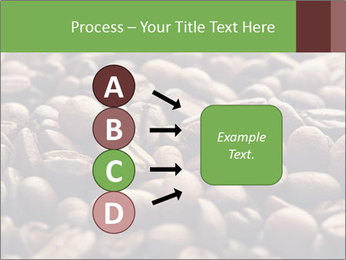 Natural Coffee Beans PowerPoint Template - Slide 94